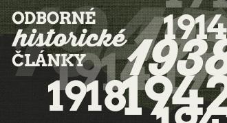 banner odborné historické články