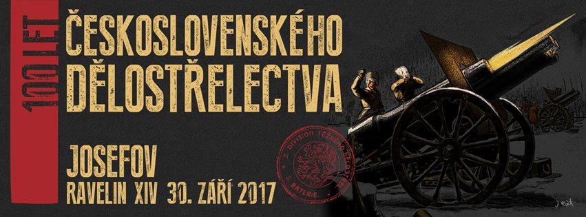 100 let Československého dělostřelectva